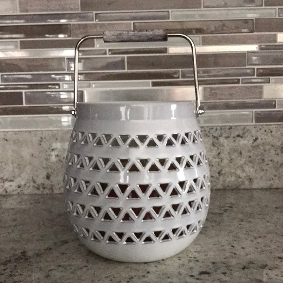 Yankee Candle Addison Collection Jar Candle Holder